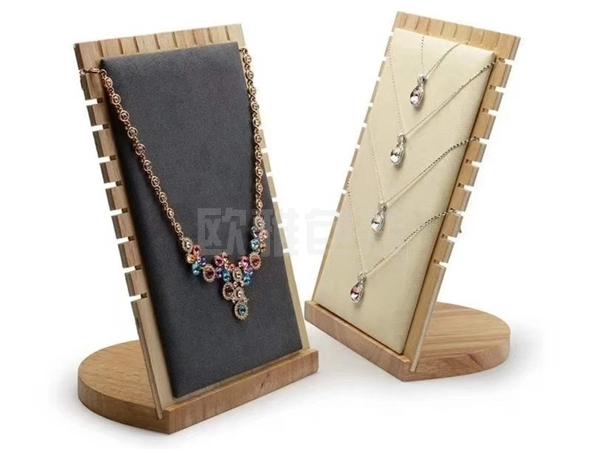 珠宝首饰项链,耳环展示架