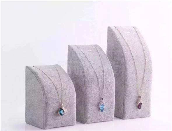 番禺珠宝首饰项链展示架