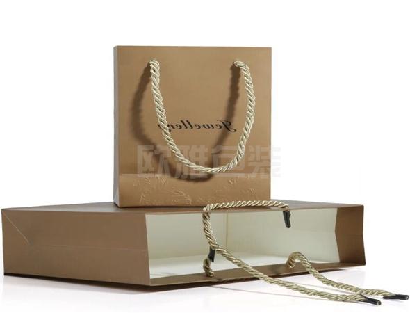 番禺珠宝首饰纸袋