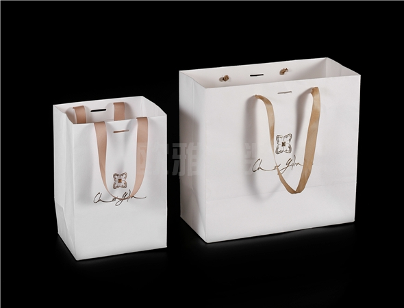 Jewelry paper bag
